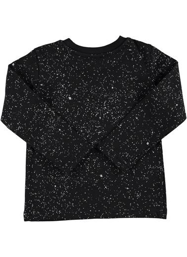 Panço Sweatshirt Siyah